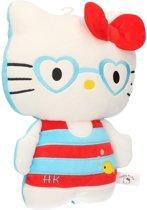 Pluche Hello Kitty knuffel in badpak 25 cm