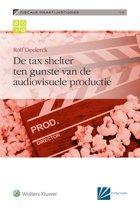 De tax shelter ten gunste van de audiovisuele productie