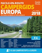 Facile-en-Route Campergids Europa 2018