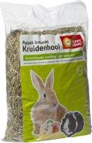 Happy Home Kruidenhooi - Appel & Banaan - Ruwvoer - 500 g