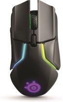SteelSeries Rival 650 - Draadloze Optische Gaming Muis - 12000 CPI - Zwart