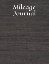 Mileage Journal