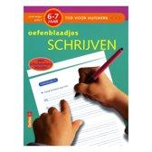Tijd voor Huiswerk Oefenblaadjes Schrijven (6-7j.)