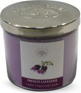 Green Tree Geurkaars French Lavender (400 gram)