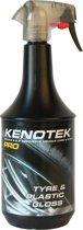 Kenotek Pro tyre & plastic gloss 1L.