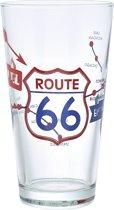 Durobor Route 66 Longdrinkglas - 0.31 l - 6 stuks
