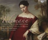 Telemann: Complete Concertos And Tr