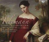 Telemann: Complete Concertos And Trio Sonatas With