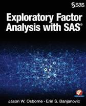 Exploratory Factor Analysis with SAS