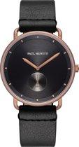 Paul Hewitt Breakwater Line PH-BW-BrBr-BS-60M - Horloge - Leer - Brons - 42mm