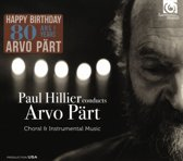Paul Hillier Conducts Arvo P'Rt