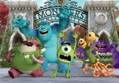 Jumbo Monsters aan de poort - 50 stukjes