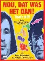 Nou, Dat Was Het Dan (dvd)