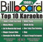 Billboard Top 10 Karaoke: 1960's, Vol. 4