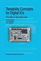 Testability Concepts for Digital ICs