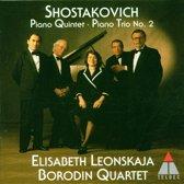 Shostakovich: Piano Quintet, Piano Trio no 2 / Leonskaja