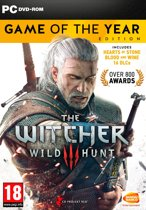 The Witcher 3: Wild Hunt - Game of The Year Edition - PC