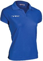 TK Larisa Polo - Shirts  - blauw kobalt - XS