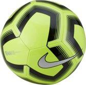 Nike VoetbalVolwassenen - geel/zwart/zilver