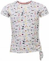 Looxs Revolution - Knoop t-shirt - Maat 110