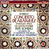 Rodrigo: Concierto de Aranjuez, etc / Pepe Romero