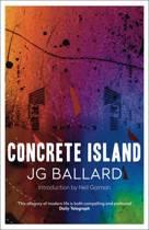 Boek cover Concrete Island van J. G. Ballard (Paperback)