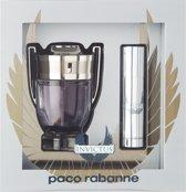 Paco Rabanne Invictus Parfum 60 ml - Geschenkset