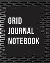 Grid Journal Notebook