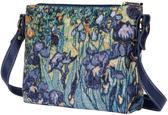Signare Schoudertas Iris - Vincent van Gogh - Kunst