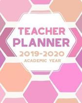 Teacher Planner 2019-2020 Academic Year