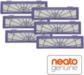 Originele Neato 'High Performance' Filter Set voor Botvac, Botvac D en Connected Serie (6 Stuks)