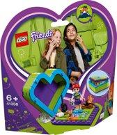 LEGO Friends Mia's hartvormige doos - 41358