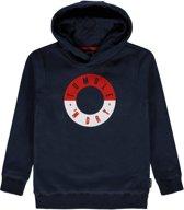 Tumble 'n dry Jongens Sweatshirt Helder - Blue Dark - Maat 122