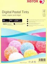 Xerox A4 Pastel Tints Paper - 80 grams, 250vel