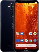 Nokia 8.1 - 64GB - Blauw