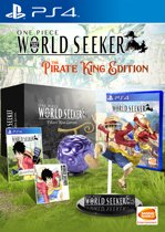 One Piece: World Seeker The Pirate King Edition -PS4