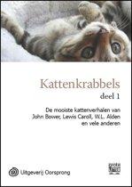 Kattenkrabbels deel 1 de mooiste kattenverhalen van John Bower, Lewis Caroll, W.L. Alden en vele anderen