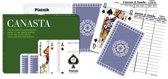 Canasta kaarten set Piatnik met scoreblok :: Piatnik