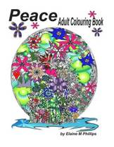 Peace Adult Colouring Book
