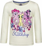 My Little Pony shirt wit lange mouwen 98 (3 jaar) - voor meisjes