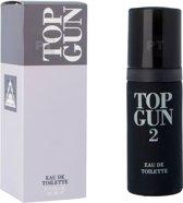 4 x Top Gun 2 - Eau de Toilette - 50ml - Milton Lloyd - Heren
