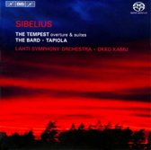 Sibelius: The Tempest, The Bard & Tapiola