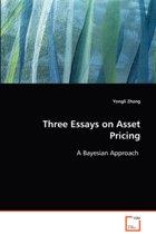 Three Essays on Asset Pricing