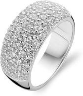 TI SENTO Milano Ring 1546ZI - Maat 60 (19 mm) - Gerhodineerd Sterling Zilver