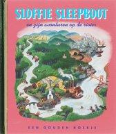 Gouden Boekjes - Sloffie Sleepboot en zijn avonturen op de rivier