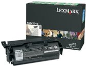 LEXMARK X654, X656, X658 label tonercartridge zwart standard capacity 36.000 pagina s 1-pack return program