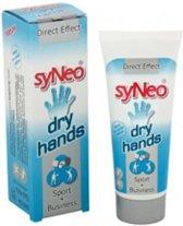Syneo handcreme tegen vochtige handen