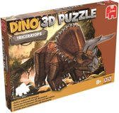 Dino 3D Puzzle Triceratops