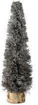 Riviera Maison - Whistler Christmas Tree snow L - Kerstboom - Groen - Rattan
