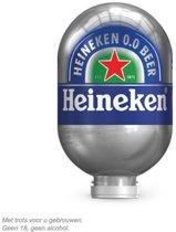Heineken 0.0 BLADE 8L. fust